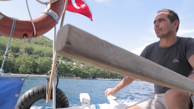 Taxi Boat from Marmaris to Icmeler, Marmaris, Anatolia, Turkey
