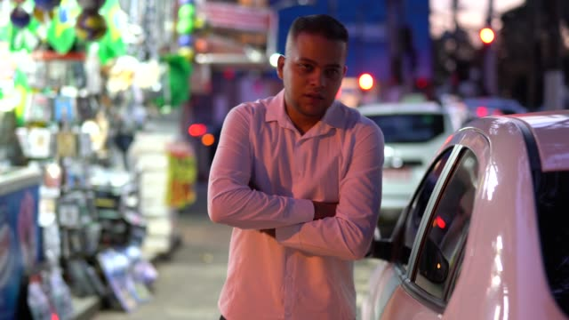 taxi driver portrait - chauffeur stock videos and b-roll footage