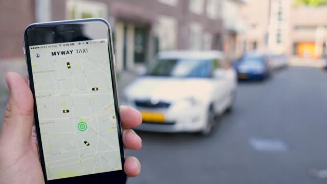 Taxi hagelt & Buchung App
