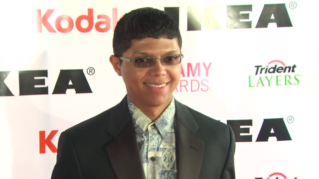 Tay Zonday at the 2nd Annual Streamy Awards at Los Angeles CA