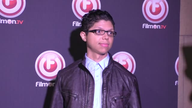 Tay Zonday at the Bob Thunder Internet Assassin Premiere at Egyptian Theatre in Hollywood at Celebrity Sightings in Los Angeles on October 27 2015 in...
