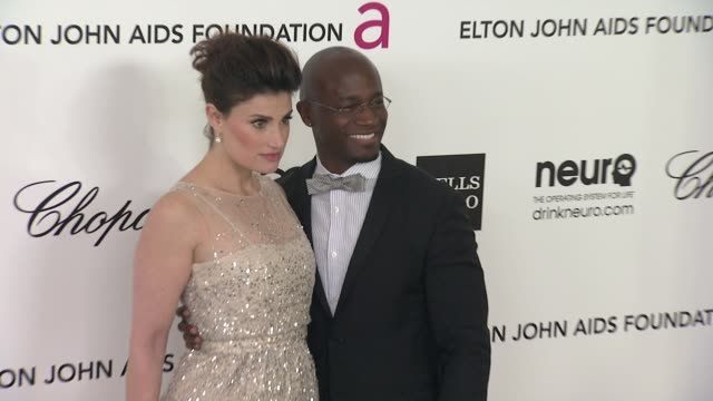 Taye Diggs at Elton John Aids Foundation Celebrates 20th Annual Academy Awards Viewing Party on 2/26/12 in Hollywood CA