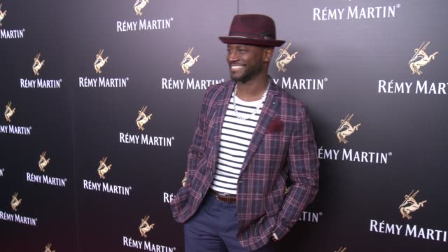 taye diggs at rémy martin hosts a special evening with jeremy renner and fetty wap celebrating the exceptional in los angeles, ca 6/15/17 - wap stock videos & royalty-free footage