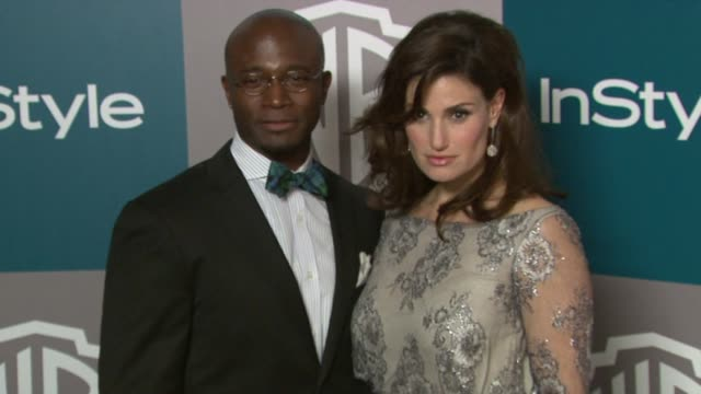 Taye Diggs at the 13th Annual Warner Bros And InStyle Golden Globe AfterParty in Beverly Hills CA on 1/15/12