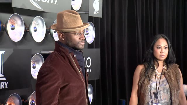 Taye Diggs at the 60th Anniversary Playboy Party Bud Light Hotel on in New York City