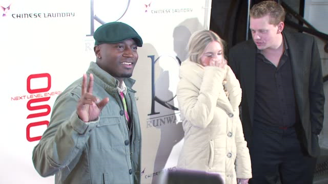 Taye Diggs at the Runway Lounge Opening at Runway Lounge in New York New York on April 12 2007