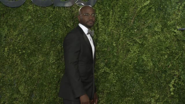 Taye Diggs at Tony Awards Red Carpet Arrivals at Radio City Music Hall on June 07 2015 in New York City