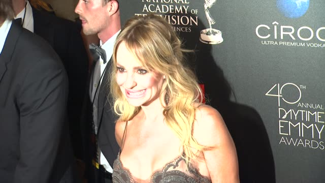 Taylor Armstrong at The 40th Annual Daytime Emmy Awards on 6/16/13 in Los Angeles CA