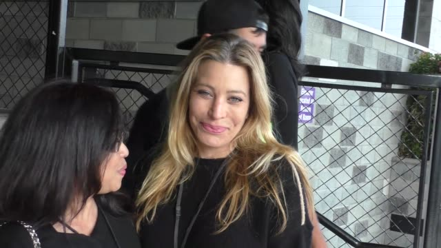 vídeos y material grabado en eventos de stock de taylor dayne at the luc robitaille celebrity shootout at toyota sports center in el segundo at celebrity sightings in los angeles on march 20 2016 in... - toyota sports center