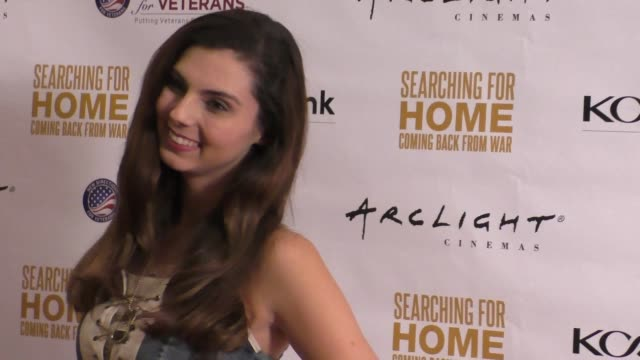Taylor Hay at The Cast Of Lifetime Television's Army Wives Reunites For Searching For Home Coming Back From War at Arclight Theatre in Sherman Oaks...