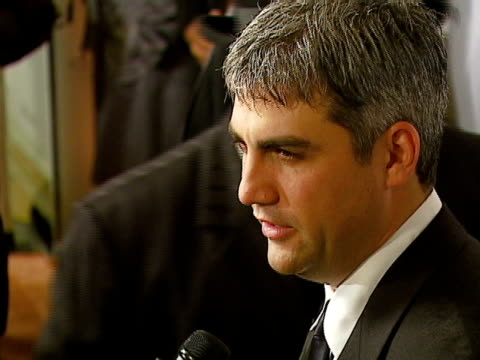 taylor hicks at the legendary clive davis pre-grammy party at beverly hills california. - taylor hicks stock videos & royalty-free footage