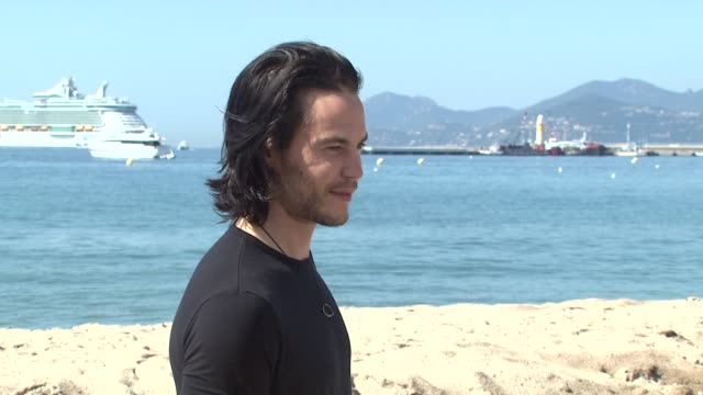 Taylor Kitsch at the Cannes Film Festival 2009 Bang Bang Club Press Event at Cannes