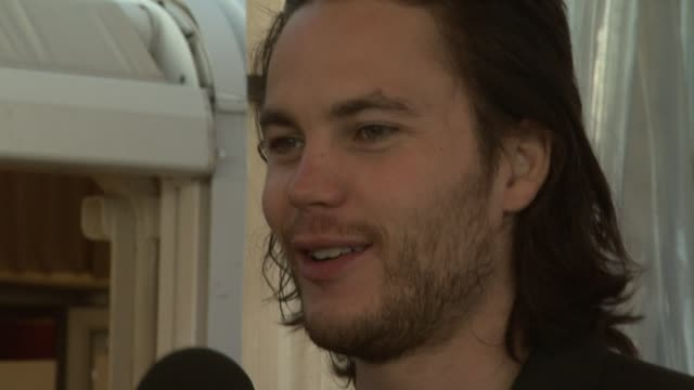 Taylor Kitsch at the Cannes Film Festival 2009 The Bang Bang Club Red Carpet at Cannes