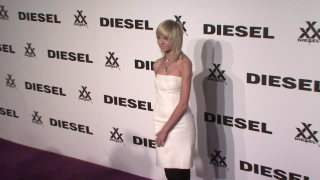 Taylor Momsen at the Diesel xXx Rock Roll Circus New York City at Brooklyn NY