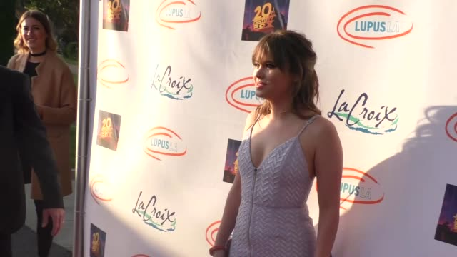 taylor spreitler at the lupus la orange ball a night of superheroes at fox studios in los angeles at celebrity sightings in los angeles on may 07... - lupus la orange ball video stock e b–roll