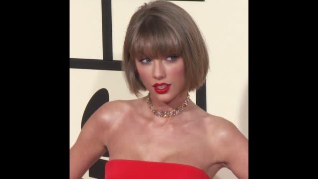 Taylor Swift Celebrity Video GIFs