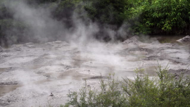 te puia - rotorua - new zealand - mud stock videos & royalty-free footage