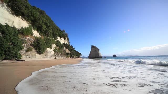Te Whanganui-A-Hei (Cathedral Cove), New Zealand