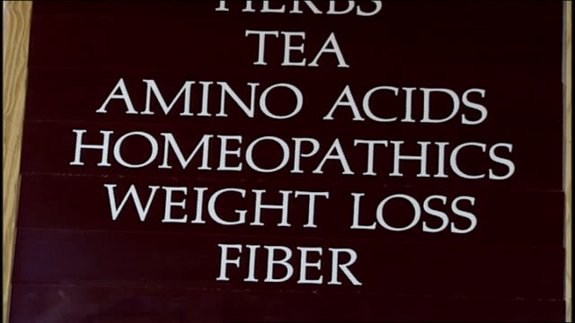cu tea amino acids homeopathics weight loss fiber sign in san antonio tx - homeopathic medicine stock videos and b-roll footage