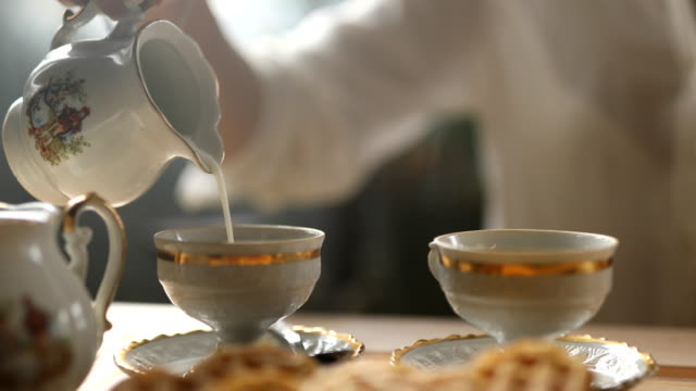 tea ceremony - teapot stock videos and b-roll footage