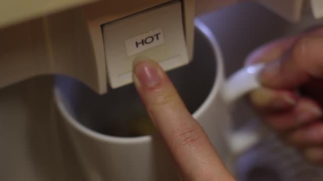 tea making - mug stock videos & royalty-free footage