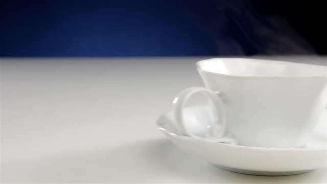 tea or coffee - coffee cup stock videos & royalty-free footage