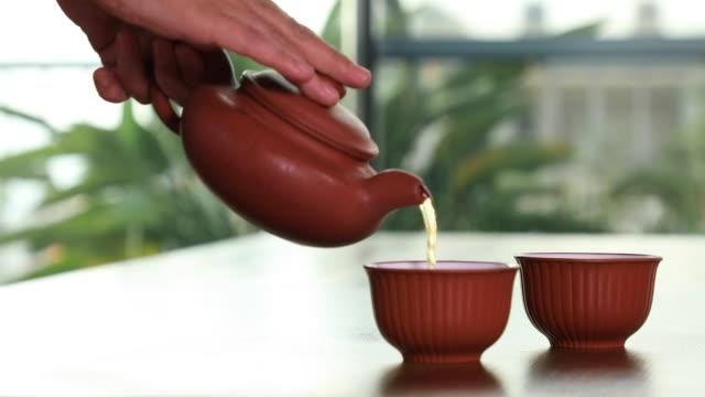 tea - ティーポット点の映像素材/bロール