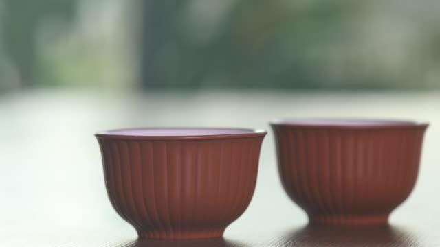 tea - tea cup stock videos & royalty-free footage