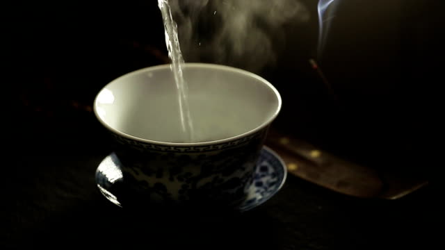 tea - steam stock videos & royalty-free footage