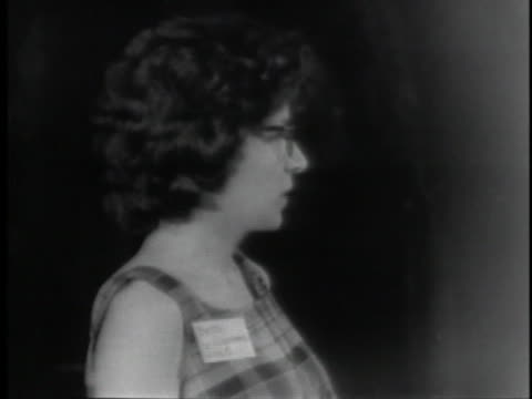 teacher prepares civil rights volunteers for the difficulties that lie ahead. - showing stock videos & royalty-free footage
