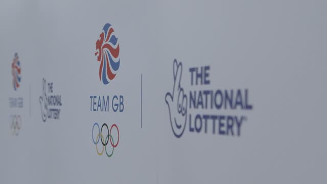 GBR: The National Lottery Team GB Swimming Homecoming Event