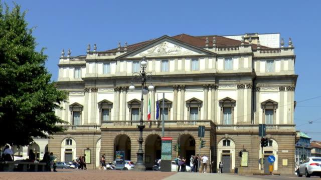 Teatro Alla Scala - Milan, Italy