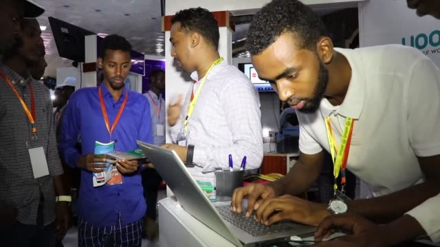 Tech entrepreneurs in Somalia hold a first ever summit in battle scarred Mogadishu attracting hundreds to talk about business and innovation in a...