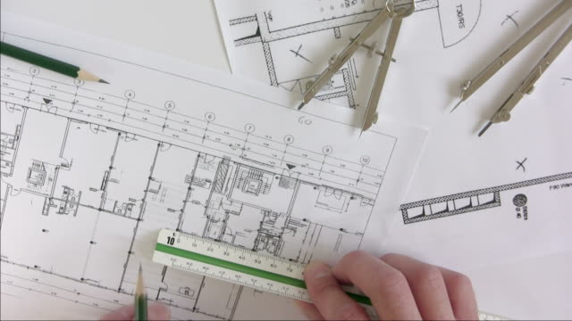 Technical Drawing measuring sketching HD