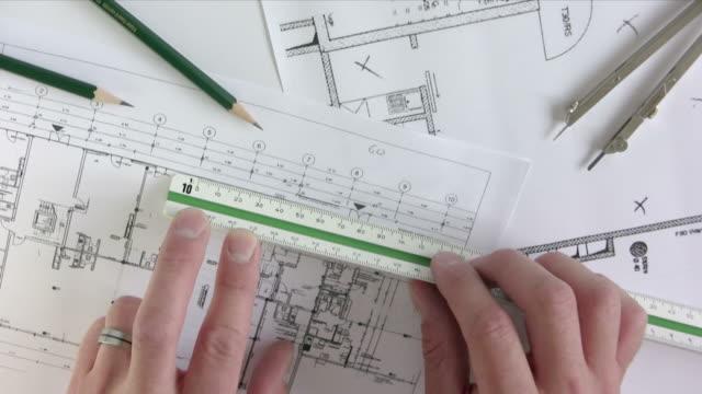"Technical Drawing ""ruler&pencil"" HD"