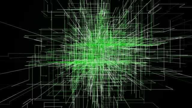 Technologischen Finanzdaten