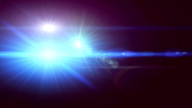 tekniska flare - bländare bildbanksvideor och videomaterial från bakom kulisserna
