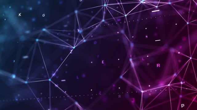 4k technology abstract background concept - spotted stock videos & royalty-free footage