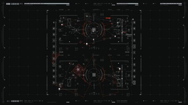 Technologie-Befehl-Kontrollzentrum
