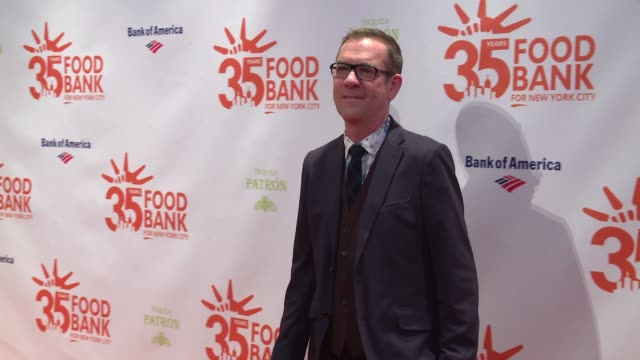Ted Allen at 2018 Food Bank For New York City's Can Do Awards Dinner at Cipriani Wall Street on April 17 2018 in New York City