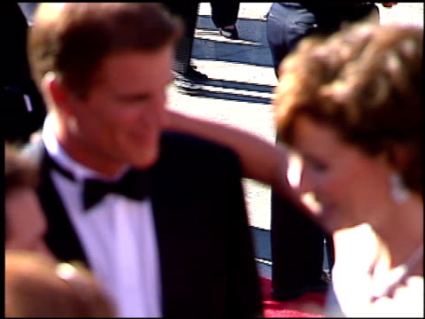ted danson at the 1996 emmy awards arrivals at the pasadena civic auditorium in pasadena, california on september 8, 1996. - ted danson stock videos & royalty-free footage