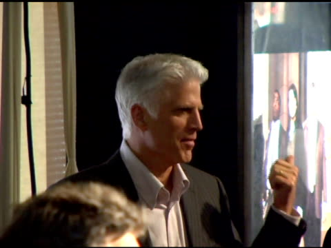 ted danson at the 'heist' premiere on march 20, 2006. - ted danson stock videos & royalty-free footage