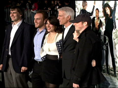 Ted Danson at the 'Mad Money' Premiere at the Mann Village Theatre in Westwood California on January 9 2008