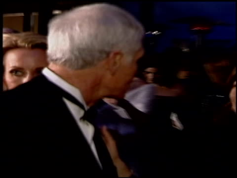 ted turner at the 2004 academy awards ballroom at the kodak theatre in hollywood california on february 29 2004 - 76th annual academy awards stock videos & royalty-free footage