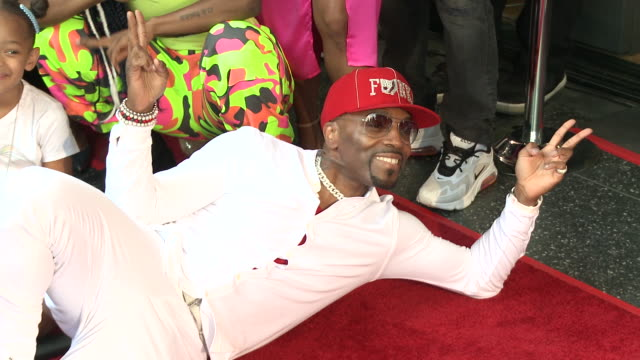 CA: Teddy Riley Honored With A Star On The Hollywood Walk Of Fame