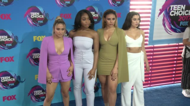 CLEAN Teen Choice Awards 2017 in Los Angeles CA