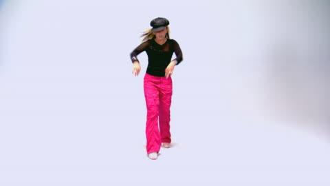 teen dancing - full length stock videos & royalty-free footage