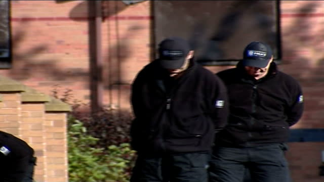 teenager found shot dead in sheffield playground named by police burngreave ext police team searching crime scene chief superintendent john house... - south yorkshire stock videos and b-roll footage