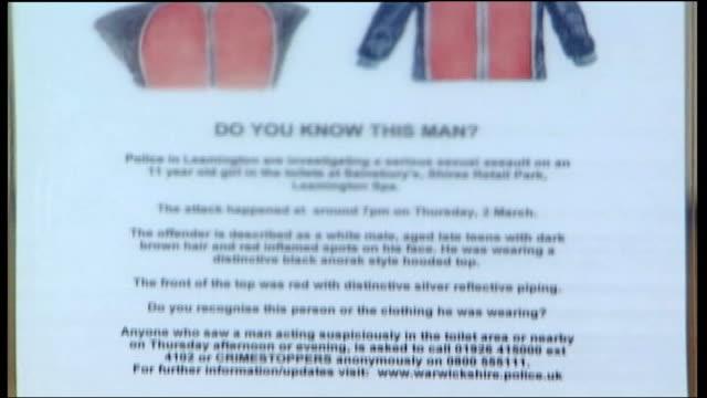 teenager rapes girl in sainsbury's supermarket toilet england leamington spa sainsburys supermarket forward into ladies toilets at store pan around... - klemmbrett stock-videos und b-roll-filmmaterial