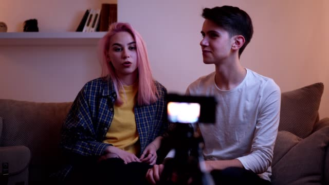 teens influencers - camera photographic equipment stock videos and b-roll footage
